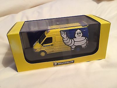 Michelin 1/43 car truck model new boxed