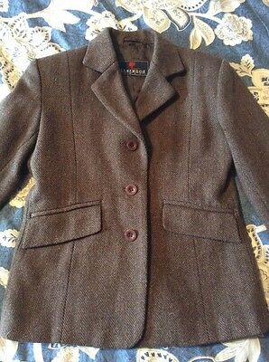 Childs show jacket, 26 inch, Worn Once