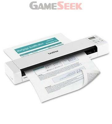 Brother Ds920Dw 2 Sided Mobile Document Scanner With Wi-Fi | Free Delivery New