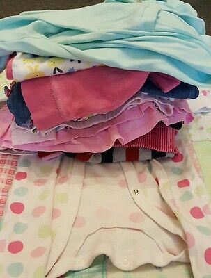 baby girls clothes bundle  (21ps) 9 - 12 months