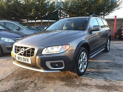 2011 Volvo XC70 2.4 D5 SE Lux Geartronic AWD 5dr