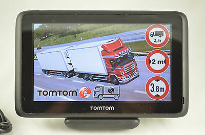 TomTom 7150 PRO TRUCK - Europe truck map automotive gps receiver