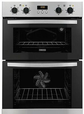 Integrated electric double oven with gas hob REDUCED IN PRICE TO £100
