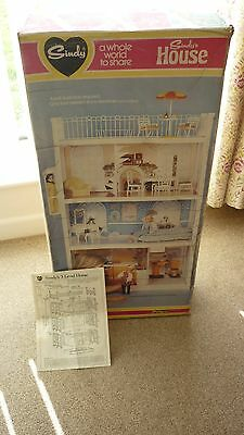 Vintage Sindy Doll House Boxed And Instructions