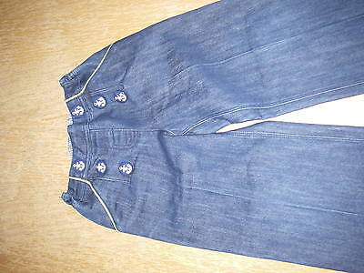 Anchor buttoned  Girls Jeans