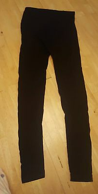 new look maternity leggings size small over bump