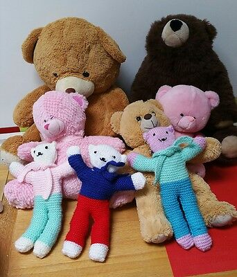 Joblot of Kids Teddy's