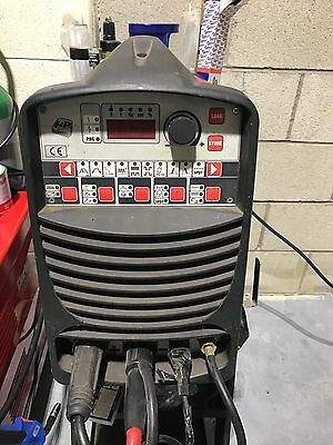 SureWeld AC/DC Digital Tig Welder 240 Volt Single Phase