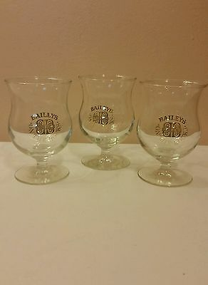 Bailey's On The Rocks Glasses- Set of 3