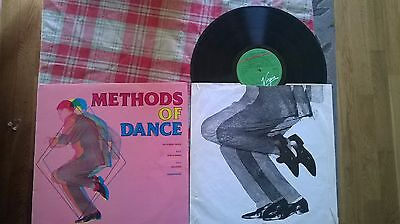 methods of dance virgin vinyl album human league bef simple minds devo daf