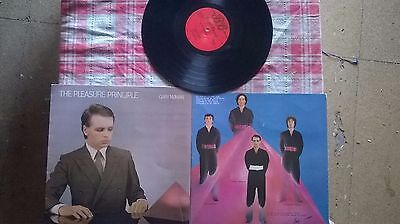 gary numan vinyl album pleasure principle