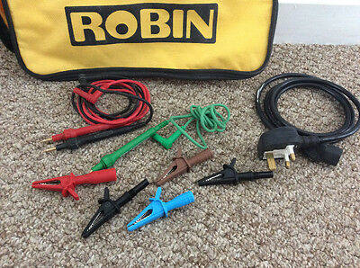Lot Of Robin Insulation Spare Parts Equipment
