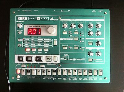 Korg Electribe EA1 MK2 (in excellent condition)