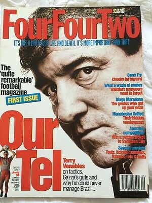 Four Four Two Issue 1