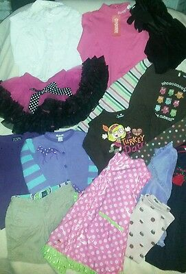 Huge Lot of 15 Pieces Toddler Girls Clothes Fall/Winter Size 3t Baby Gap Gymbore