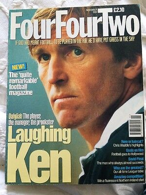 Four Four Two Issue 3