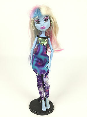 Monster High Poupée Doll / Abbey Bominable / Basic Classic.