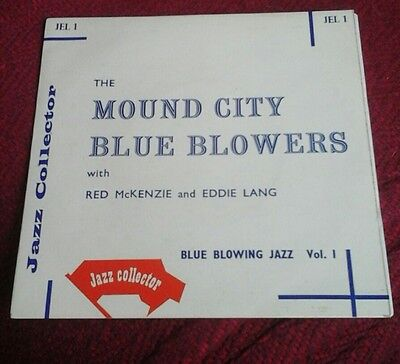The Mound City Blue Blowers - BLue Blowing Jazz Vol.1