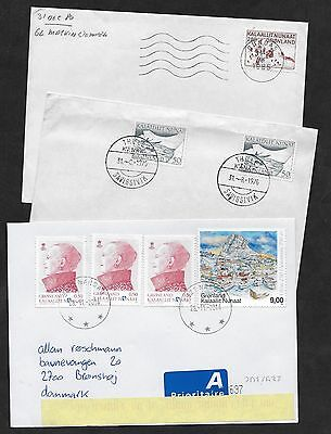 Greenland 6 covers -6