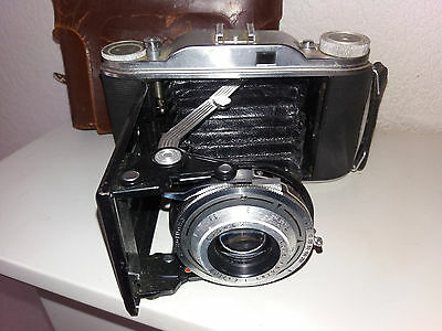 AUTHENTIQUE Ancien Appareil Photo AGFA RECORD II Made in Germany - Photographie