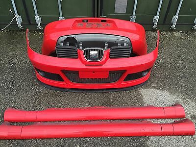2000/05 Seat Leon Cupra R Full Body Kit Bumpers Front And Rear, Skirts Complete