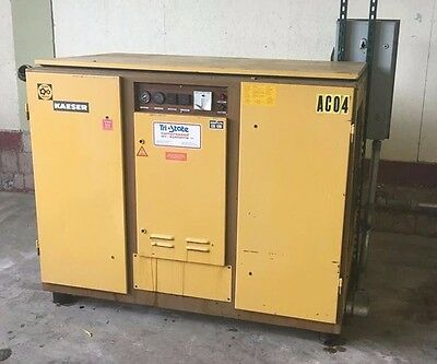 Kaeser - CS120 100HP Air Compressor 458CFM