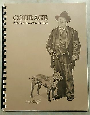 Courage (Pit Bull Book)