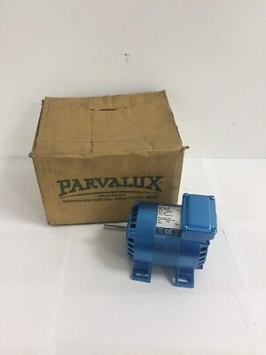 New Parvalux 35w SD38 AC Electric Motor 3-Phase 1400RPM 4-Pole W06019 3-PH
