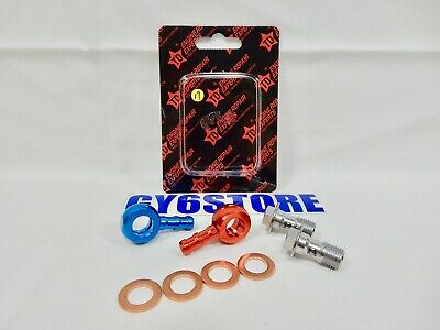 Taida High Performance Gy6 Oil Cooler Fittings Only