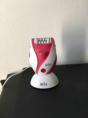 Veet Touchably Smooth Epilator - Mains Rechargeable