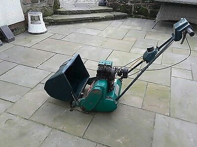 """Qualcast Suffolk Punch 35S 14"""" Lawn Mower Self Propelled CHEAP ONE WEEK ONLY!"""