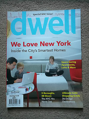 dwell Magazine - Special NYC Issue - March 2011