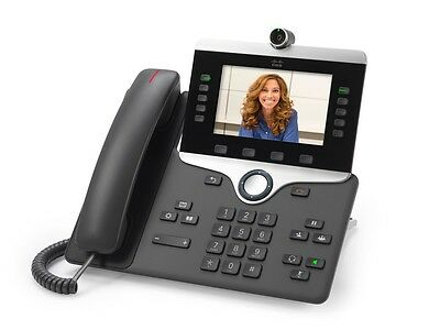 Cisco 8845 IP Phone - CP-8845-K9= - Brand New