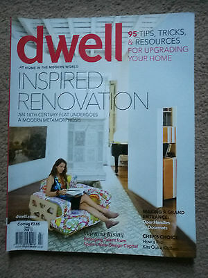 dwell Magazine - Inspired Renovation - February 2012