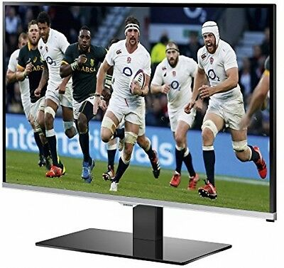 1home TV Stand Table Pedestal Bracket LCD/LED TV 26 -50 Inch Swivel Height