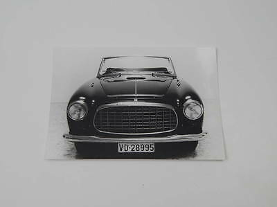 Original Ferrari 212 Inter Cabriolet Pininfarina Press Photo 275 330 365