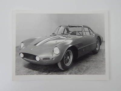 Original Ferrari 250 GT Le Mans Pininfarina Press Photo 275 330 365