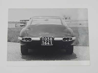 Original Ferrari 400 SA Superamerica Pininfarina Press Photo 275 330 365