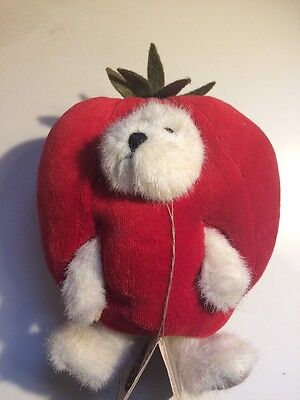 Tommy Tomato from Boyds Best Dressed Series