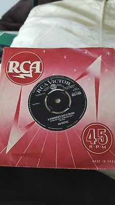 single records Jim Reeves