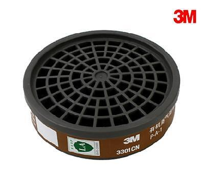 (1) 3M Particulate Filter 3301CN Round Exp 07/2020 FAST SHIP! E10