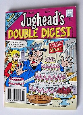 Jughead's Double Digest No.23 (The Archie Digest Library)