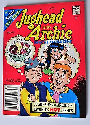 Jughead's with Archie's Favourite Hot Dishes No.119 (The Archie Digest Library)
