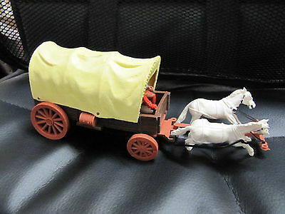 Vintage Timpo Chuck Covered Wagon Toy Soldiers Plastic Figure Spares Repairs