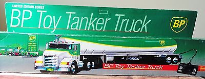 BP Toy Tanker Truck NIB Limited Edition Series