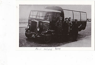 RP Rhyl Public Health Lorry and workmen.(PHOTO NOT A POSTCARD).