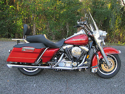 1997 Harley-Davidson Touring  1997 Harley Davidson FLHR Road King EVO 1340cc NICE Delivery Poss to FL/GA/SC/NC