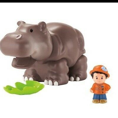 Fisher-Price Little People Hippo Toy Gift