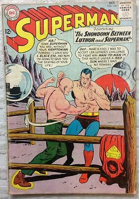 Superman #164 (1963 DC 1st series) VG+ condition 53 yrs old Silver Age