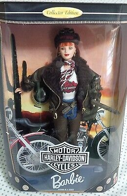 Harley-Davidson #2 1998 Barbie Doll MIB COLLECTORS/SPECIALITY EDITION